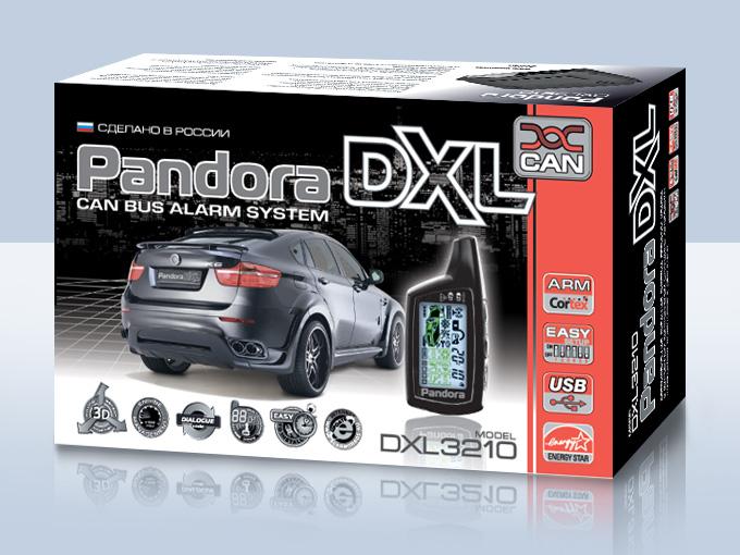 pandora DXL3210