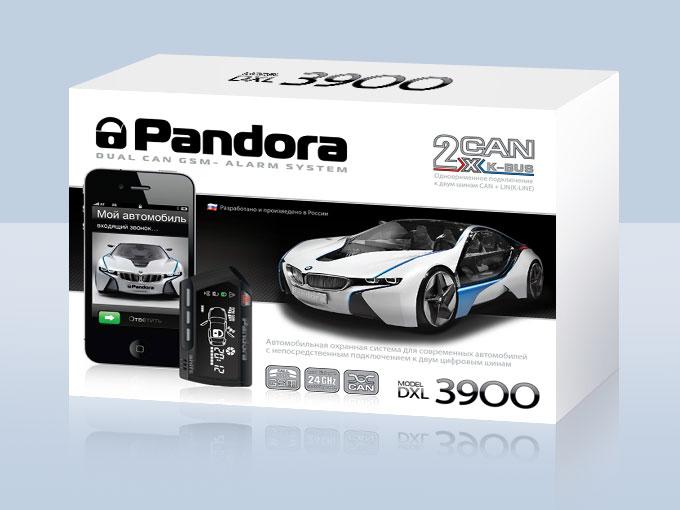 pandora DXL3900