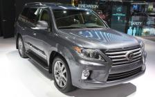 РЕСТАЙЛИНГ Lexus LX 570