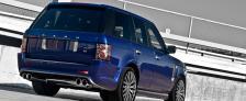 Дизайн Range Rover Vogue Kahn. RS Задний бампер.