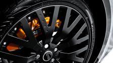 Дизайн Range Rover Vogue Kahn. RS Электронный модуль занижения подвески.