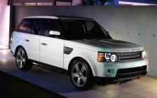 Рестайлинг Range Rover Sport в мод. 2012