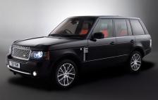 Рестайлинг Range Rover  2012