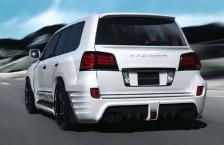Asi «Invaider»Lexus LX 570